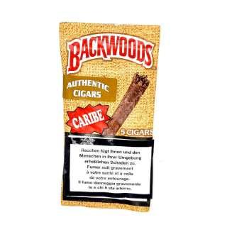 Backwoods Caribe Cigars