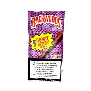 Backwoods Honey Berry Cigars