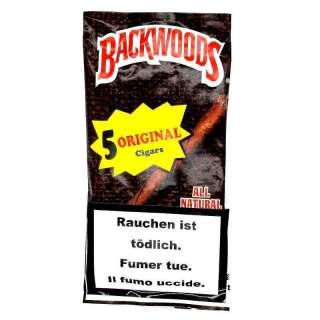 Backwoods Original Cigars