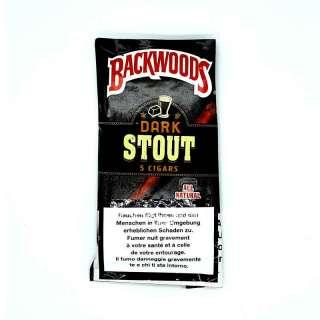 Backwoods Dark Stout Cigars