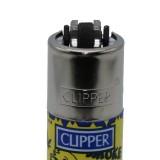 Briquet Clipper Big
